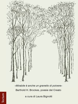 """cover image of """"Mirabile è anche un granello di polvere"""""""
