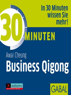 cover image of 30 Minuten Business Qigong