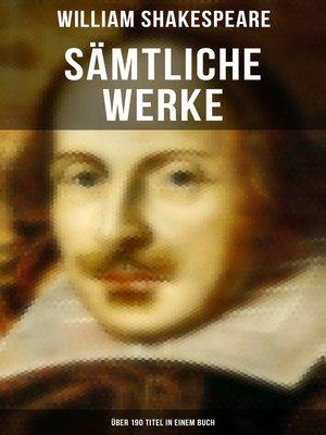 cover image of Sämtliche Werke (Über 190 Titel in einem Buch)