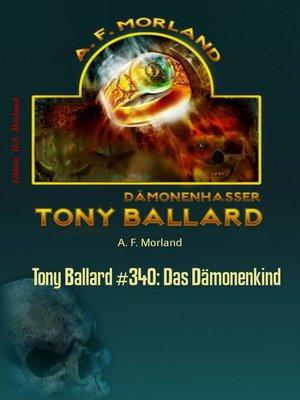 cover image of Tony Ballard #340