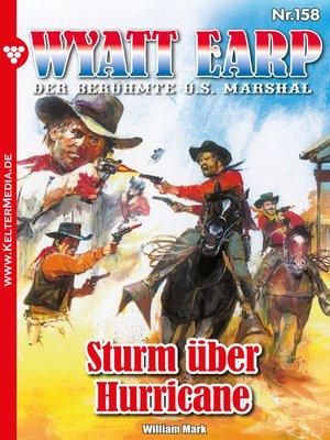 cover image of Wyatt Earp 158 – Western