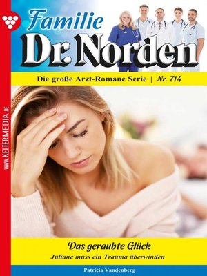 cover image of Familie Dr. Norden 714 – Arztroman