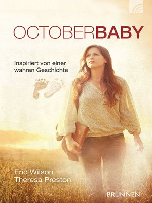 cover image of OctoberBaby