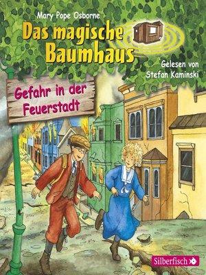 cover image of Gefahr in der Feuerstadt