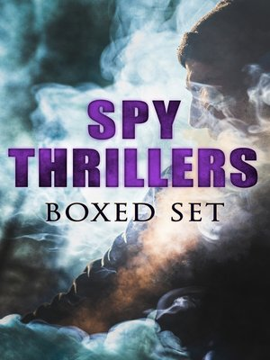 cover image of SPY THRILLERS--Boxed Set