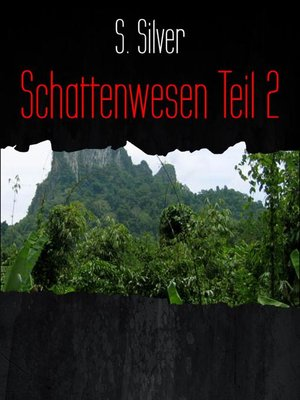 cover image of Schattenwesen Teil 2