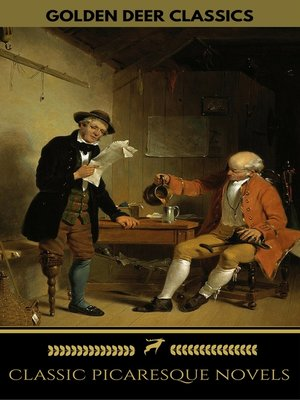 cover image of Classic Picaresque Novels (Golden Deer Classics)