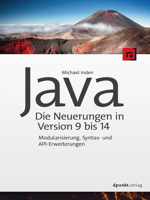cover image of Java – die Neuerungen in Version 9 bis 14
