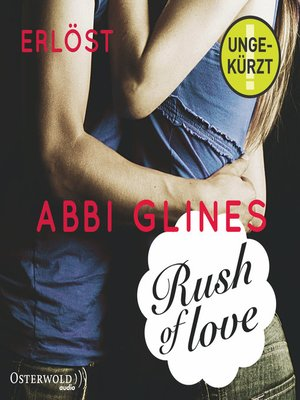 cover image of Rush of Love--Erlöst