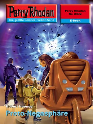 cover image of Perry Rhodan 2432