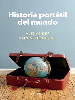 cover image of Historia portátil del mundo