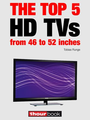 cover image of The top 5 HD TVs from 46 to 52 inches