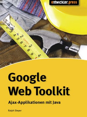 cover image of Google Web Toolkit