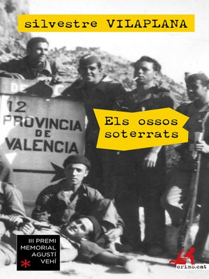 cover image of Els ossos soterrats