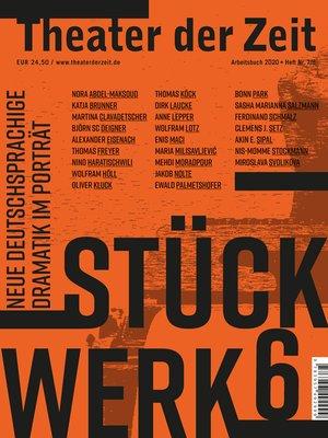 cover image of Stück-Werk 6