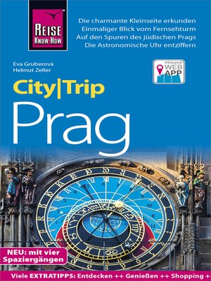 cover image of Reise Know-How CityTrip Prag