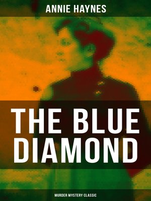 cover image of The Blue Diamond (Murder Mystery Classic)
