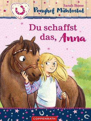 cover image of Ponyhof Mühlental (Bd. 1)