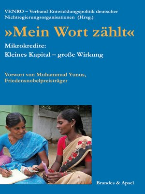 cover image of Mein Wort zählt
