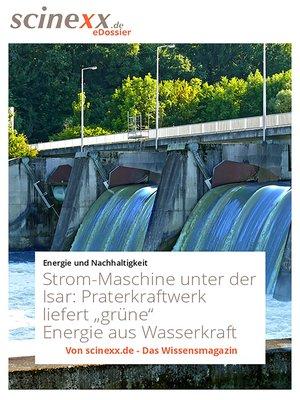 cover image of Strom-Maschine unter der Isar