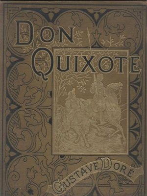 cover image of History of Don Quixote