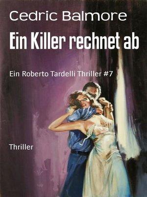 cover image of Ein Killer rechnet ab