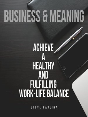 cover image of Business and Meaning