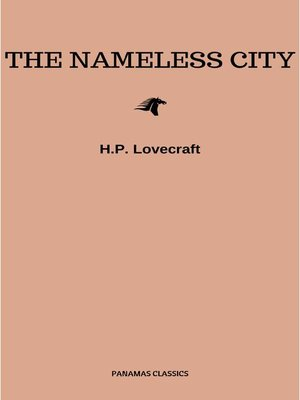 cover image of The Nameless City