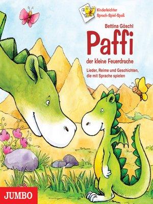 cover image of Paffi, der kleine Feuerdrache