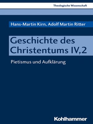 cover image of Geschichte des Christentums IV,2