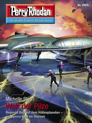 cover image of Perry Rhodan 2929