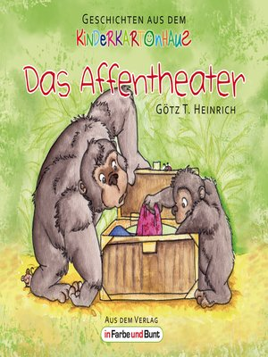 cover image of Das Affentheater