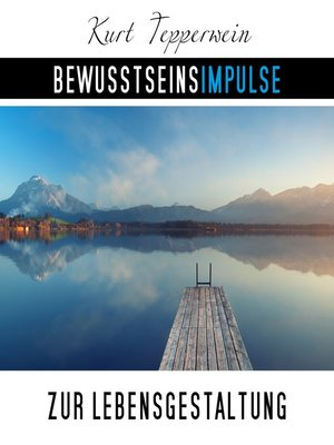 cover image of Bewusstseinsimpulse zur Lebensgestaltung