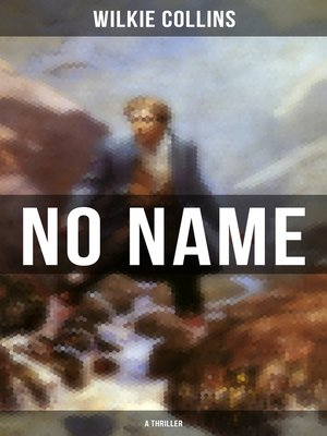 cover image of NO NAME (A Thriller)