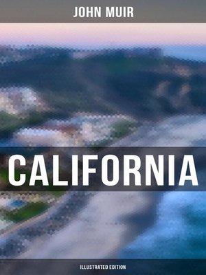 cover image of CALIFORNIA by John Muir