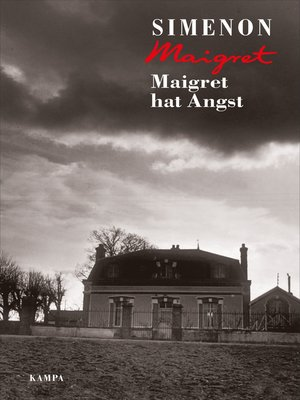 cover image of Maigret hat Angst