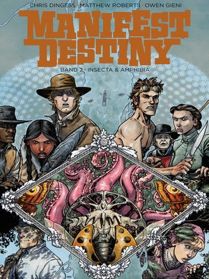 cover image of Manifest Destiny 2