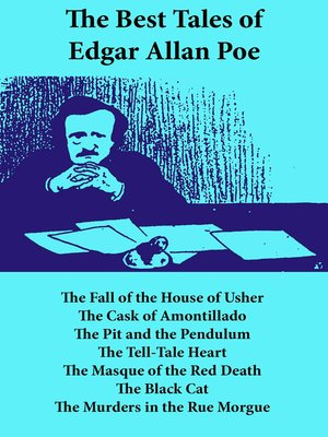 cover image of The Best Tales of Edgar Allan Poe