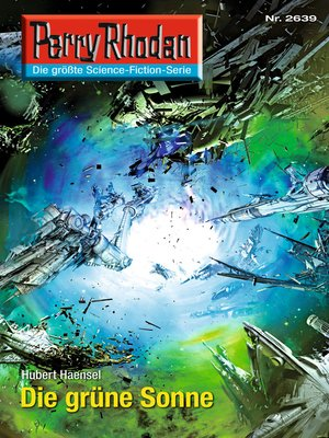 cover image of Perry Rhodan 2639