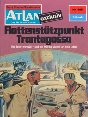 cover image of Atlan 185