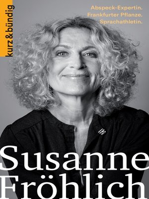 cover image of Susanne Fröhlich