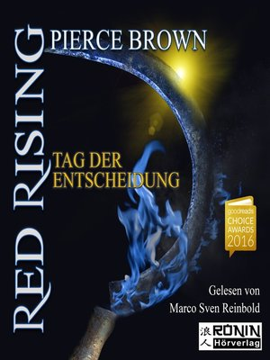 cover image of Red Rising 3--Tag der Entscheidung