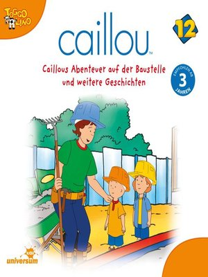 cover image of Caillou--Folgen 143-154