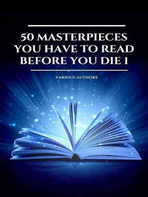 cover image of 50 Masterpieces you have to read before you die Vol 1 (Book Center)