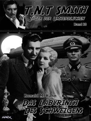 cover image of DAS LABYRINTH DES SCHWEIGENS