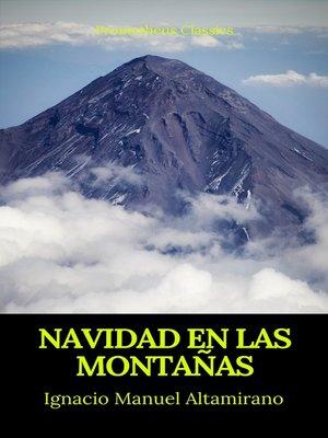 cover image of Navidad en las montañas (Prometheus Classics)