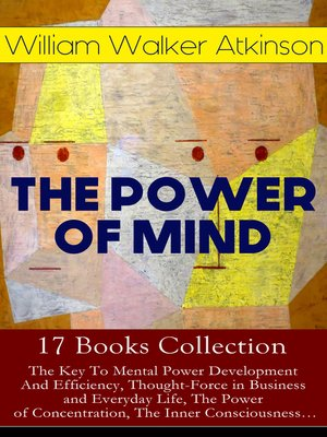 cover image of THE POWER OF MIND--17 Books Collection