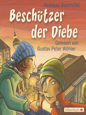 cover image of Beschützer der Diebe