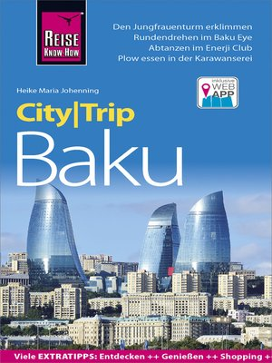cover image of Reise Know-How CityTrip Baku