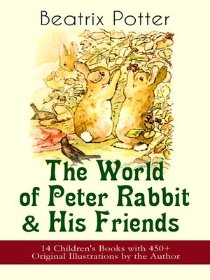 cover image of The World of Peter Rabbit & His Friends
